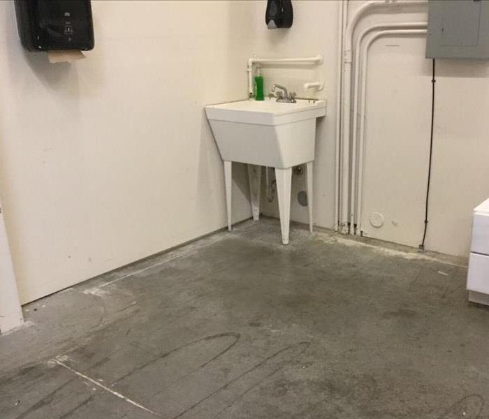 Utility Room Water Loss