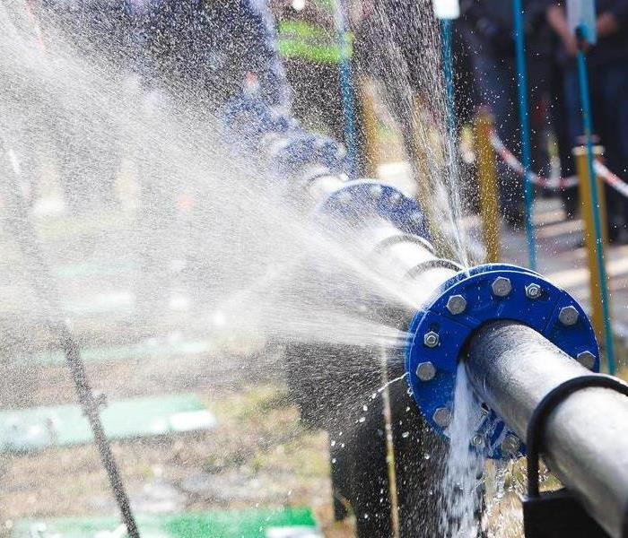 Commercial When the Pipe Bursts: The Importance of Timely Water Mitigation