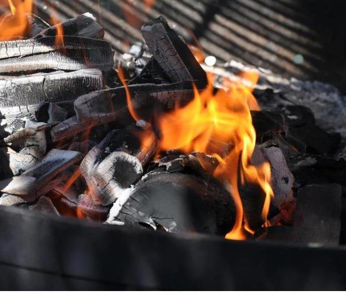 Fire Damage Keeping Your Grill in Tip-Top Shape